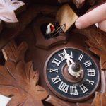 Mode d'emploi pour mécanisme d'horloge coucou