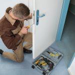 Comment installer ou changer une porte d'entrée ?